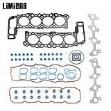 #7: LIMICAR MLS Cylinder Head Gasket Set For 2000-2003 Dodge Dakota Durango Ram 1500 1999-2003 Jeep Grand Cherokee 4.7L V8 Vin N J