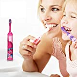 Colgate Kids Powered Toothbrush, Trolls, Extra Soft