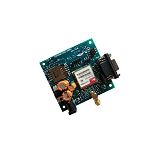 OLatus SIM800 GSM MODEM MODULE with SMA ANTENNA for RASPBERRY PI
