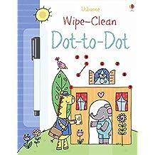 Dot-To-Dot (Wipe-clean Books)