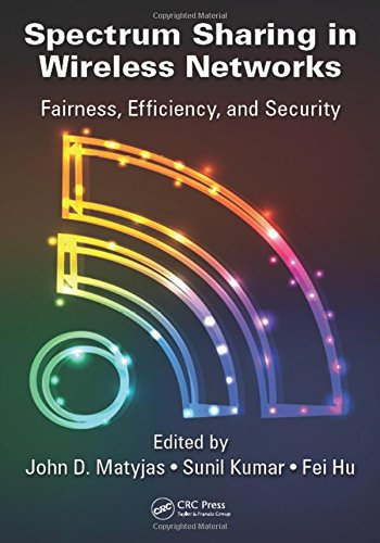 Spectrum Sharing in Wireless Networks: Fairness, Efficiency, and - Spectrum Locations Com