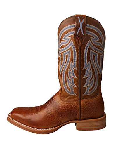 Toe Cowboy Square Rancher Boot Mra0001 X Peanut Men's Peanut Twisted 4qtXwvYg