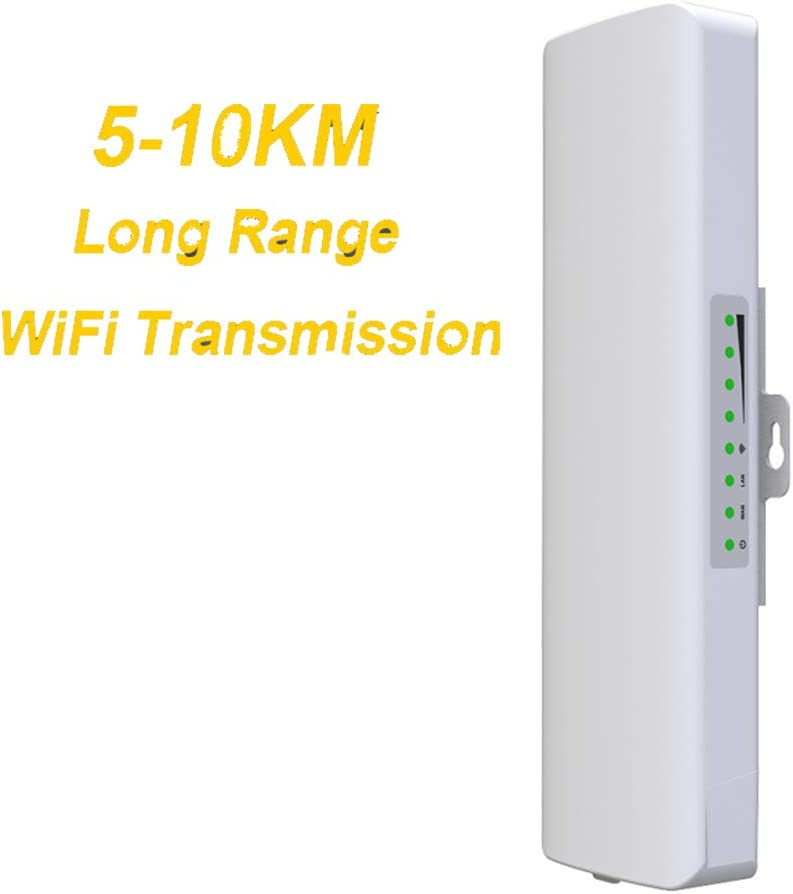 Puente De Cliente/CPE Inalámbrico Plug-N-Play De 5.8Ghz, 10KM ...