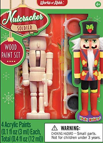 Nutcracker Soldier Paint Kit