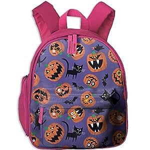 Happy Halloween Girls & Boys Printing Shoulder Bags Shoulder Backpack Lunch Bag