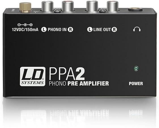 Ld systems LDPPA2 - Ppa2 preamplificador y ecualizador riaa para ...