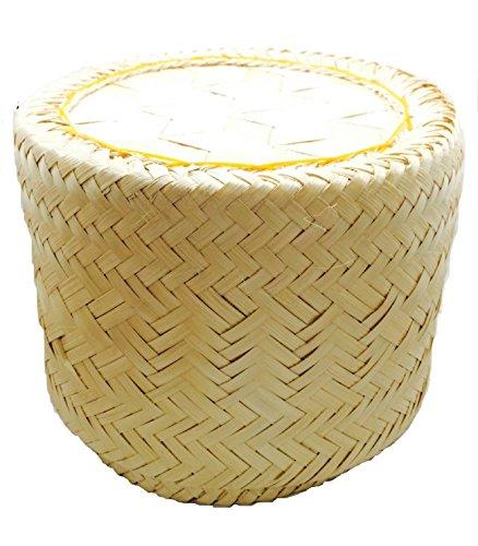 bamboo rice basket - 7