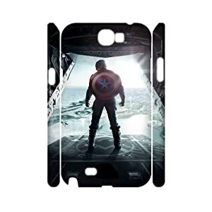 IMISSU Captain America 2 Phone Case For Samsung Galaxy Note 2 N7100