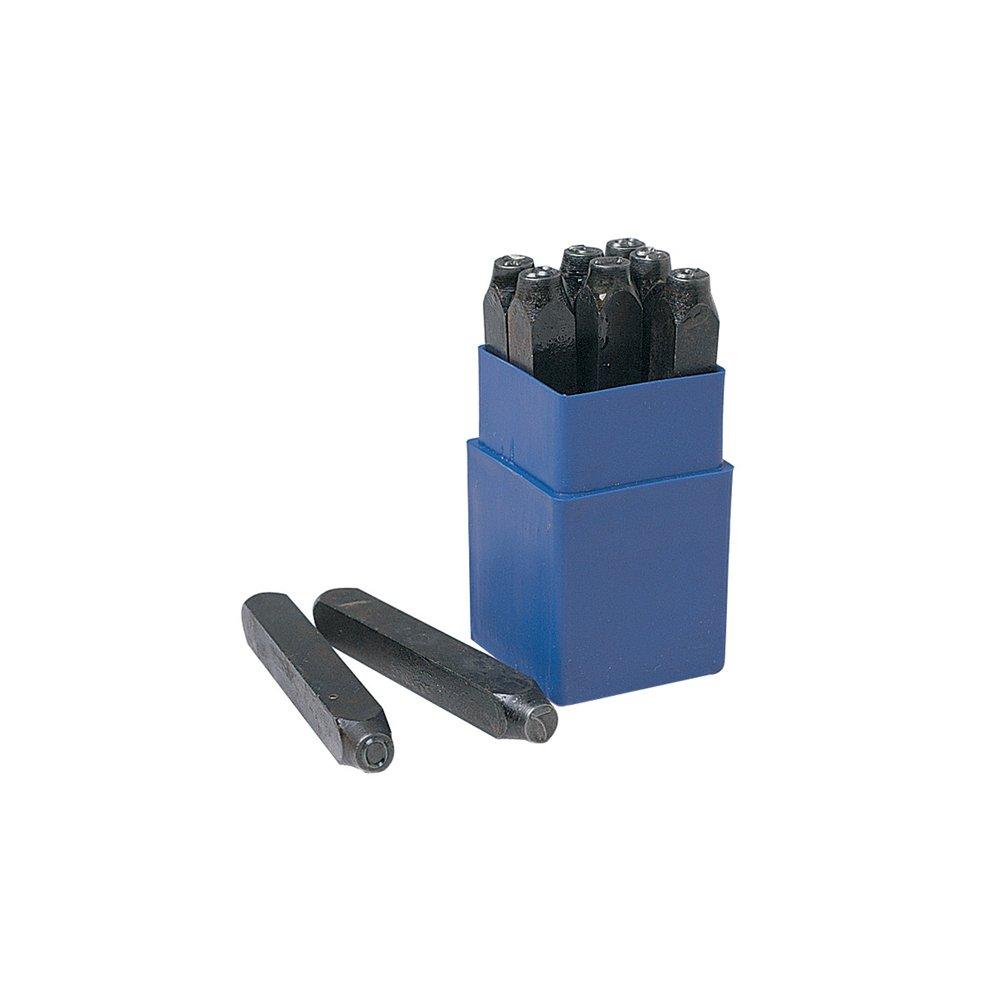 Metrica 70156 PUNZONES 9 CIFRAS 5 mm
