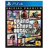 Take 2 NG GTA 5 PREMIUM - PS4