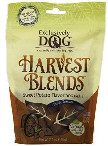 exclusively-dog-harvest-blends-sweet-potato-flavored-treats-7-ounce