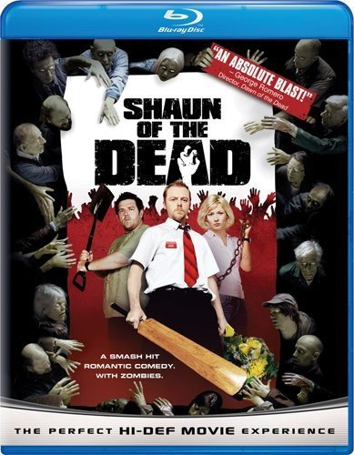 Shaun of the Dead [Blu-ray] -
