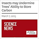 Insects May Undermine Trees' Ability to Store Carbon | Sarah Zielinski