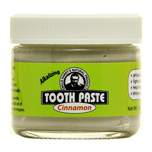 Uncle Harrys Fluoride Free Toothpaste product image
