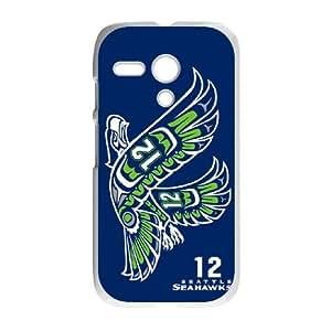 DIY phone case Seattle Seahawks skin cover For Motorola G SQ911929
