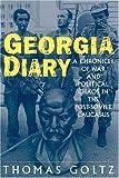 Georgia Diary, Thomas Goltz, 0765617102