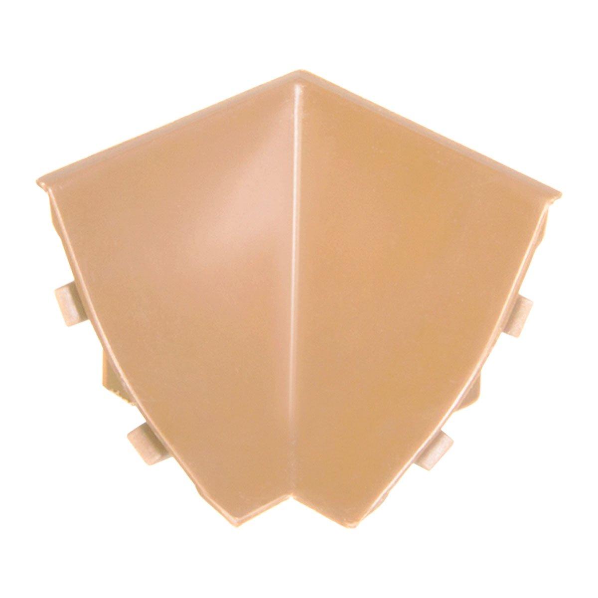 HOLZBRINK Rinconera Interior para el Copete de Encimera Haya Listón de Acabado PVC Copete para Encimeras de Cocina 23x23 mm: Amazon.es: Bricolaje y ...