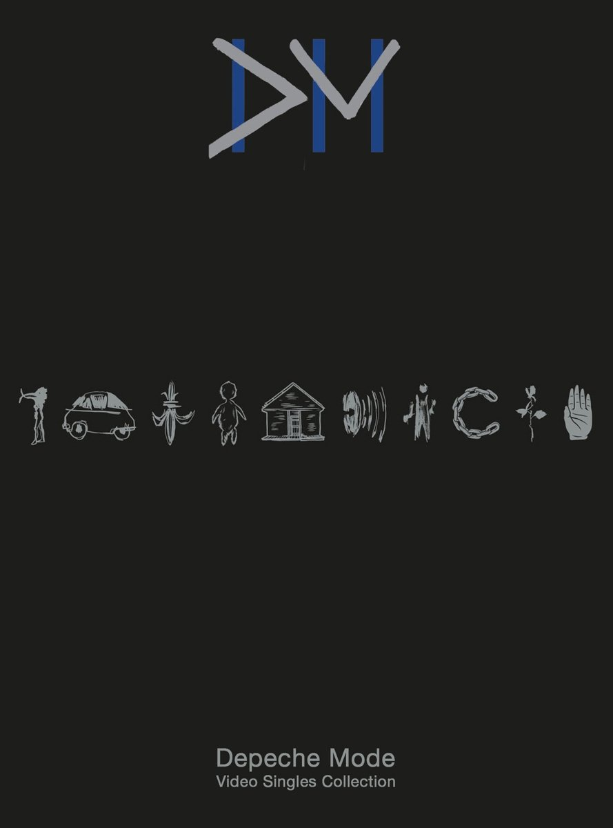Video Singles Collection [DVD]: Amazon.es: Depeche Mode, Depeche Mode: Cine y Series TV