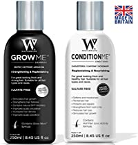 Hair Growth Shampoo and Conditioner by Watermans