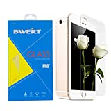 Bwert iPhone 6 Plus Screen Protector Maximum Protection from Drop, Scratche, Bang and SDcrape,iPhone 6s Plus Tempered Glass 99.9% Touch Accuracy&High-Definition,Easy Installation Lifetime Warranty!