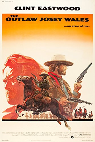 Xxxl Poster outlaw josey wales clint eastwood