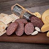 Gourmet Meat & Cheese Sampler Gift Basket