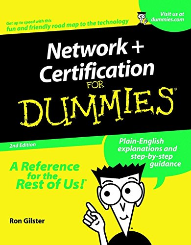 Network+ Certification For Dummies (Networking 101)