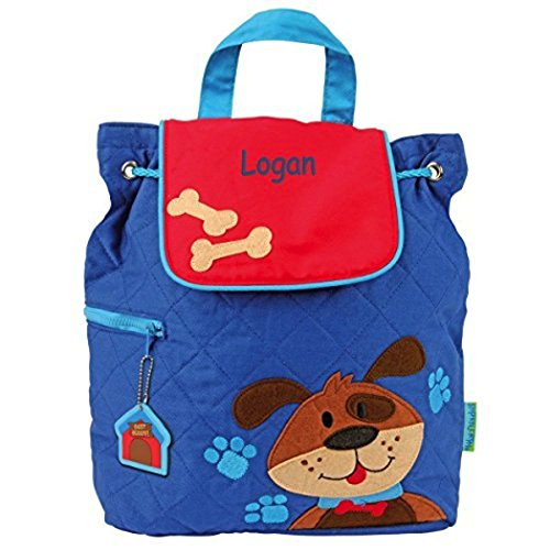 Personalized Puppy Embroidered (Embroidered Fully Lined Tote)
