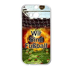 Wir Sind Football Bestselling Hot Seller High Quality Case Cove Hard Case For HTC M8