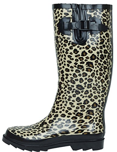SBC Adjustable Fashion Wellies Multiple