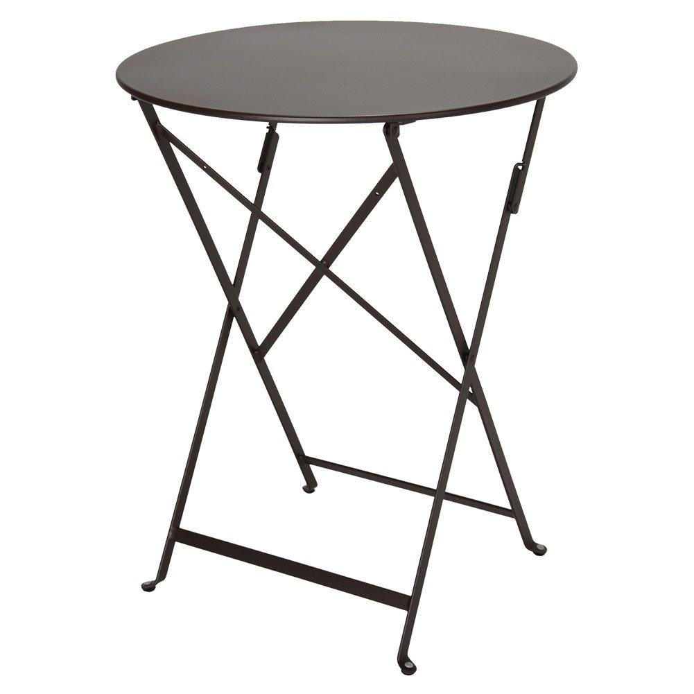 Fermob [ フェルモブ ] ビストロ メタルラウンドテーブル ラシット 245 テーブル [並行輸入品] B00TRW8A4A ラシット ラシット