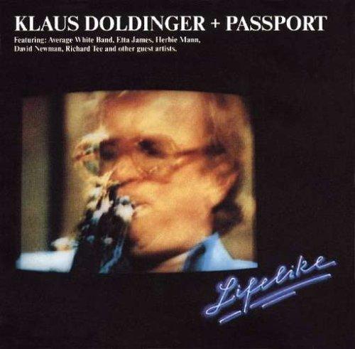 Lifelike Klaus Doldinger Passport