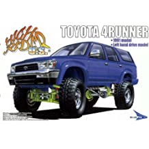 Aoshima Toyota 4Runner 1991 1/24 model kit