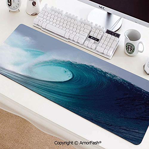 Printed Base Mouse pad for Laptop,Computer & PC,Non-Slip Rubber,31.5