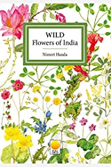 Wild Flowers of India Hardcover