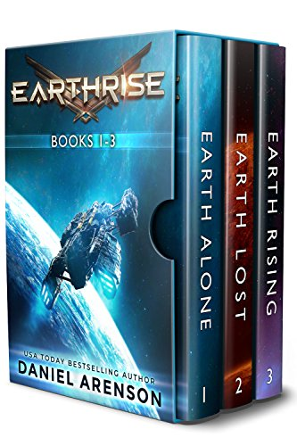 Earthrise: Books 1-3