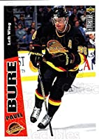 (CI) Pavel Bure Hockey Card 1996-97 Collectors Choice (base) 266 Pavel Bure