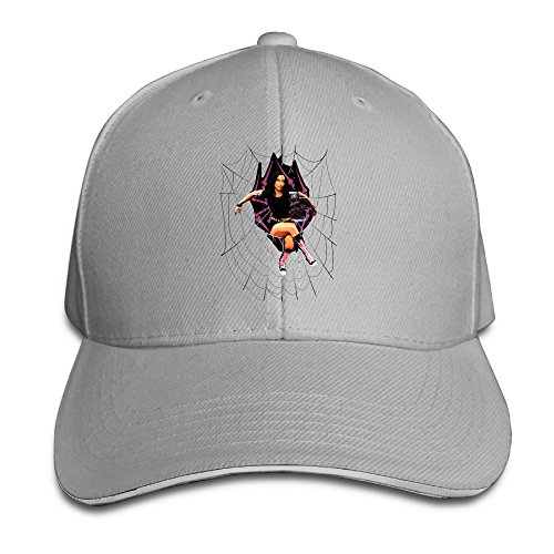 Sandwich Style Hat Gentleman Fitted Hat With Aj Lee WWE Diva New (Wwe Diva Outfits)
