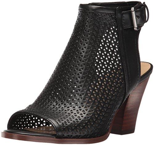 Sam Edelman Women's Henri Ankle Bootie - Black Leather - ...