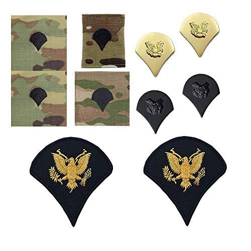 US Army Specialist Rank Bundle (MALE)