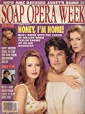 Hunter Tylo, Ronn Moss, Katherine Kelly Lang, Bold and the Beautiful, Jack Armstrong, Eileen Davidson - May 16, 1995 Soap Opera Weekly Magazine