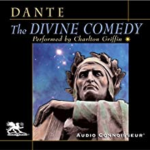 The Divine Comedy Audiobook by Dante Alighieri, Henry Wadsworth Longfellow (translator) Narrated by Charlton Griffin