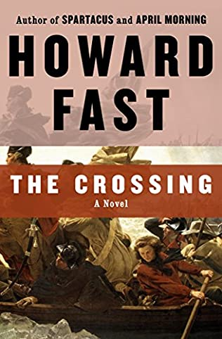 book cover of The Crossing