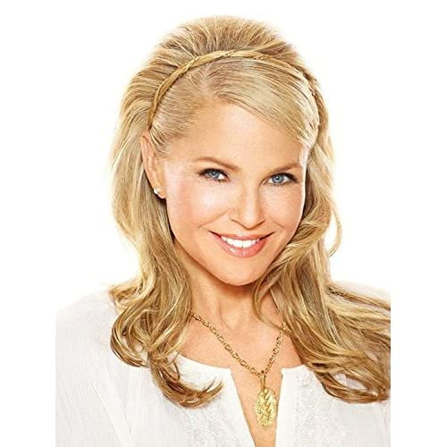 """Hot Corinthian Braided Headband Color HT56/60 Light Gray - Christie Brinkley 3/8"""" Thick No Slip Grip Wrapped Hair Adjustable Band hot sale"""