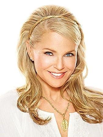 Corinthian Braided Headband Color HT22 Platinum Blonde - Christie Brinkley  3 8 quot  Thick No 252717c0b7c