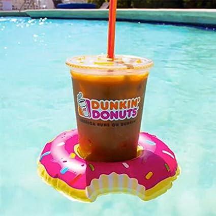 BigMouth Inc. 0718856157020 - Porta vasos Donut: Amazon.es: Juguetes y juegos
