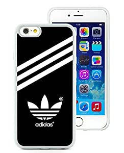 iPhone 6 4.7 Inch TPU Case ,Unique And Fashionable Designed Case With Adidas 20 White For iPhone 6 Cover Phone Case