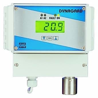 Gfg Instrumentation 3701 030 Gas Monitor Transmitter