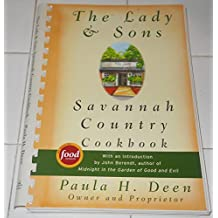 Lady and Sons: Savannah Country Cookbook by Paula Deen, John Berendt (Introduction)