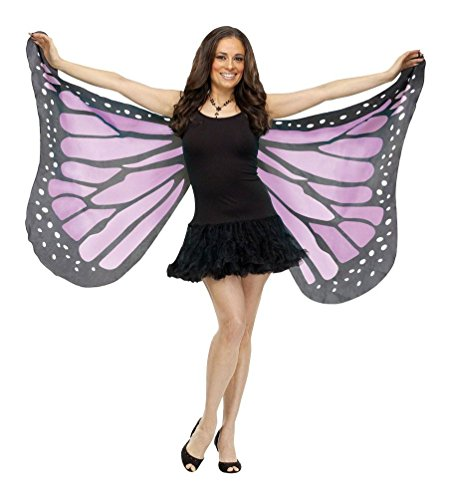[Soft Butterfly Wings Costume Accessory] (Beetle Wings Costume)